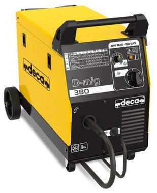 Deca-Schweißgerät MIG D-MIG 380 230/50 1Ph