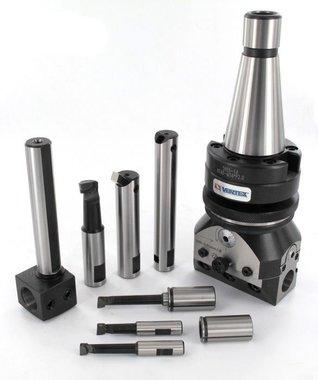 Automatischer Universal-Bohrkopf DIN228 MK5/M20