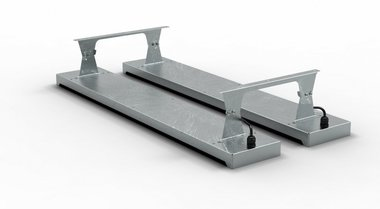 Deckenhalterung 400x1,5x103,5mm für MO9818