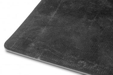 Gummimatte flach 3 mm 2000x640 DER2000