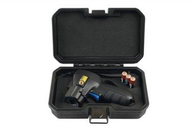 Wärmebildkamera mit UV-Lecksucher