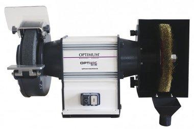 Schleifmaschine mit Bürstendurchmesser 150 - 450W