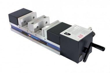 Pneumatische Maschinenspanner Doppelspannfunktion