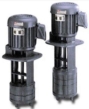Zweistufige Hochdruck-Kühlmittelpumpe, 250 mm, 0,55 kw, 400v