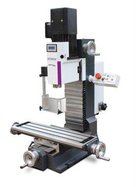 Bohr- und Fräsmaschine 400x210x270mm