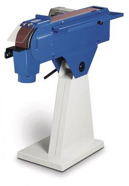 Zweistufige Bandschleifmaschine, Bandbreite 75mm
