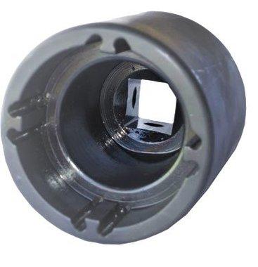 Hinterradmutter Buchse 53,5x72mm
